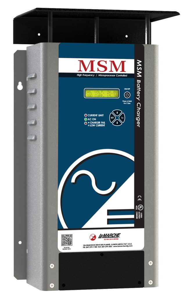 MSM Battery Chager