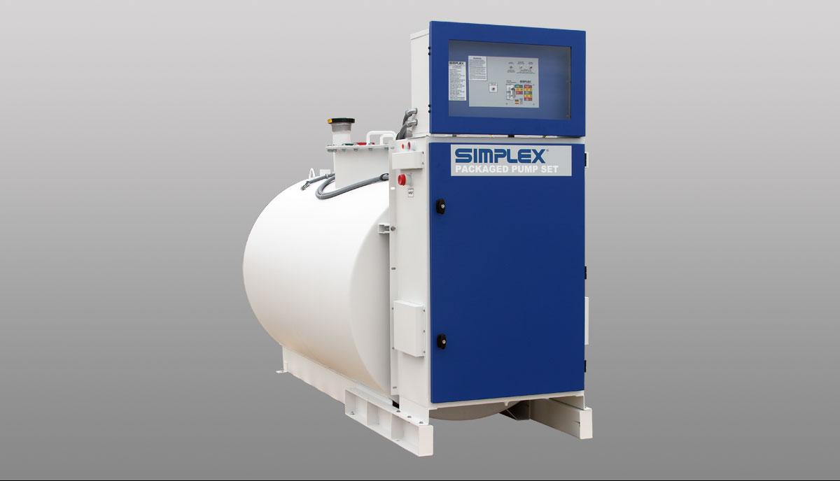 SMT600 Fuel Tank